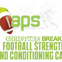 Christmas Break Football Strength & Conditioning Camp