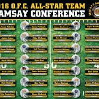 Stallions Secure Nine Spots On Conference All-Star Team; Devin McGuirk Named Three Times and MVP