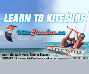 Learn to Kitesurf at KitePassion.ca